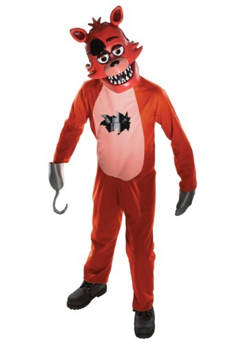 FNAF - foxy costume for kids