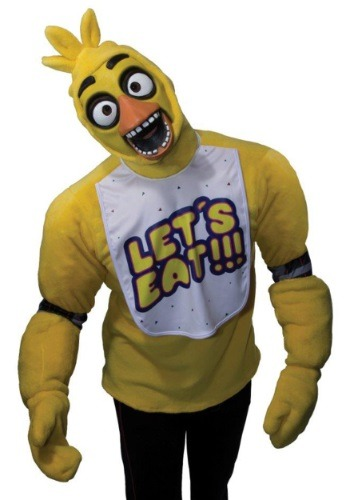 chica halloween costume - Five Nights at Freddy's Adult Chica Costume