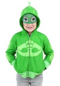 Gekko Toddler Boy Costume Hooded Sweatshirt from PJ Masks