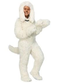 Shaggy Sheep Dog Costume for Kids