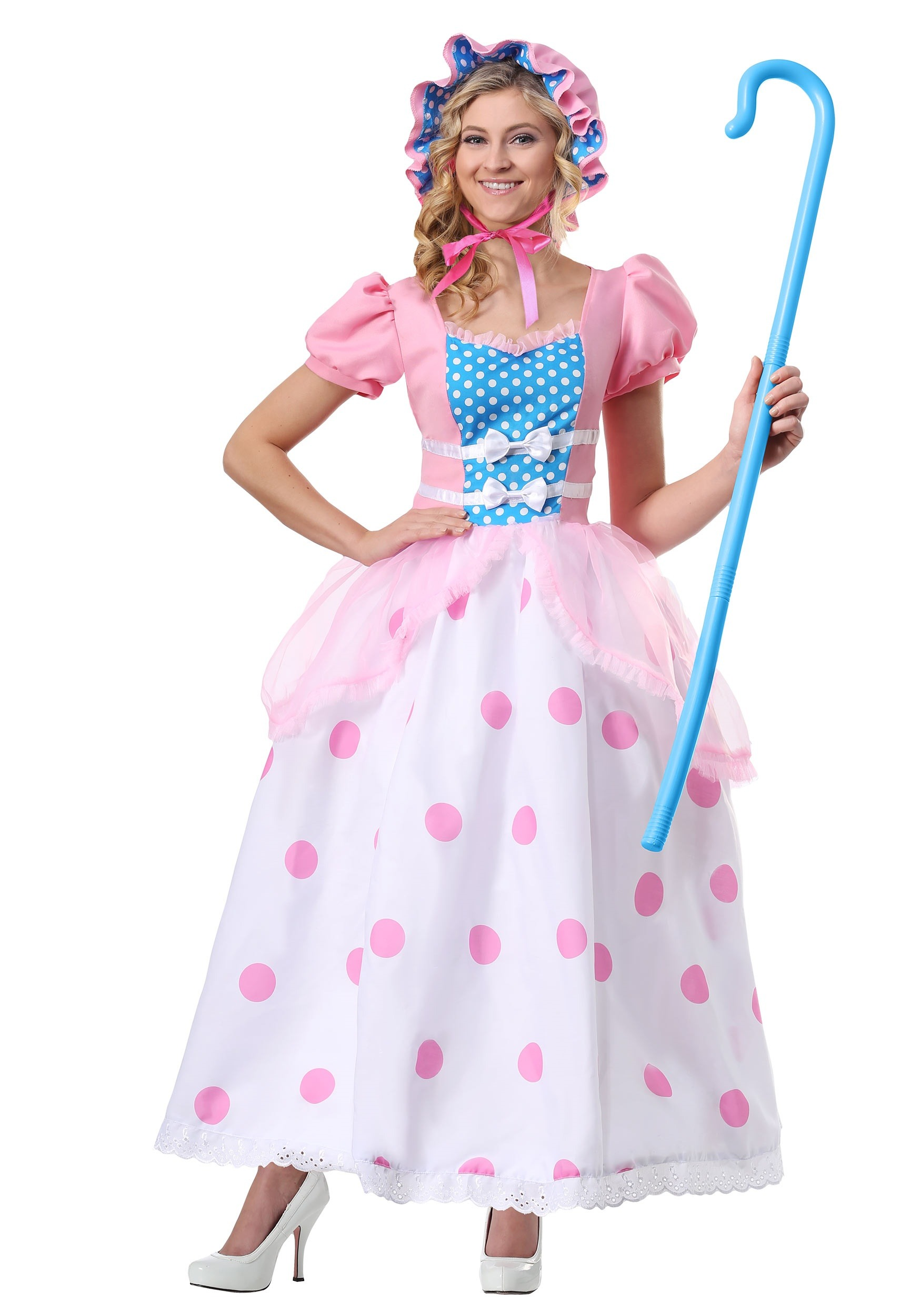 Bo Peep Plus Size Costume For Women 1x 2x