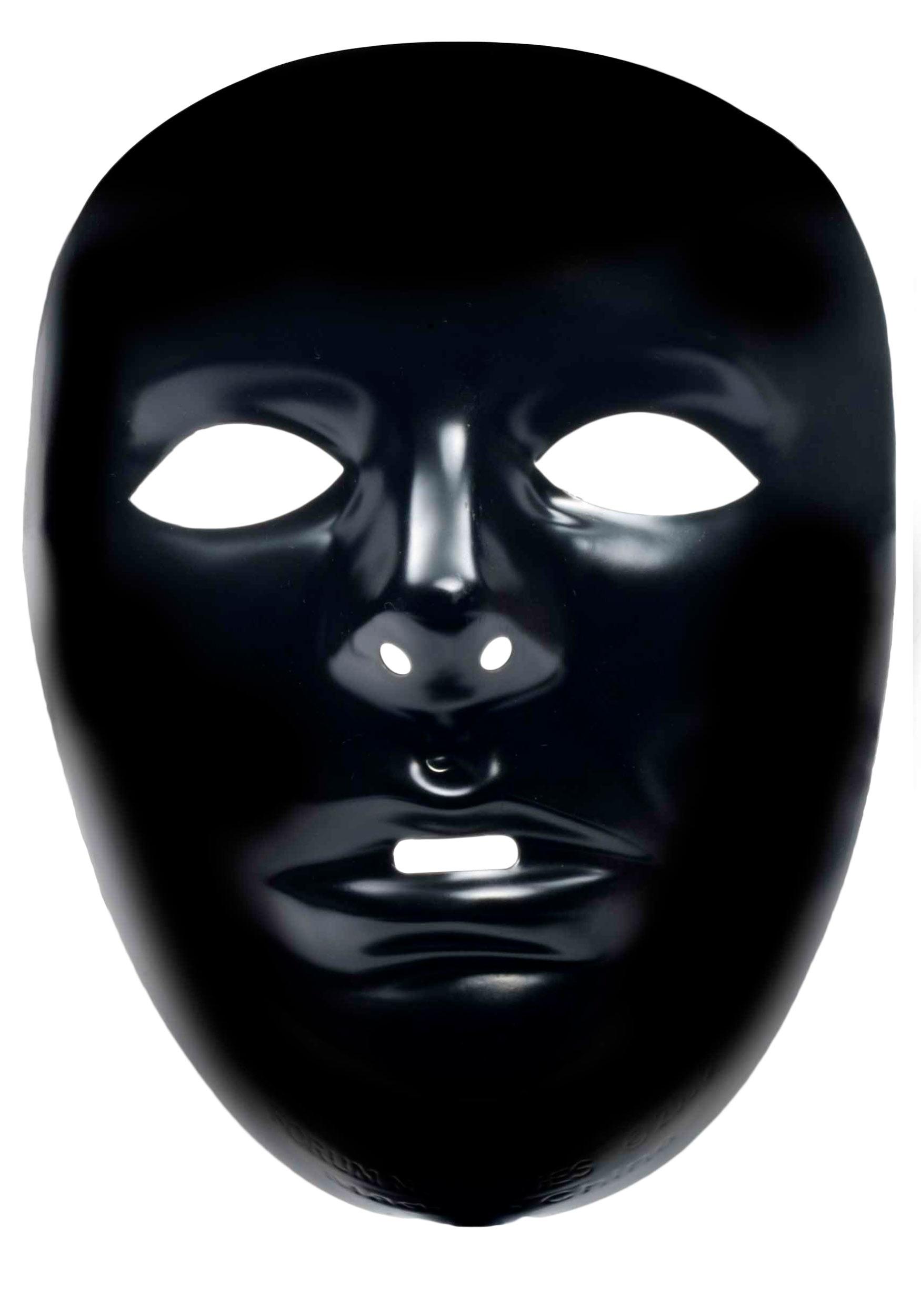 Diy Black Mask For Adults