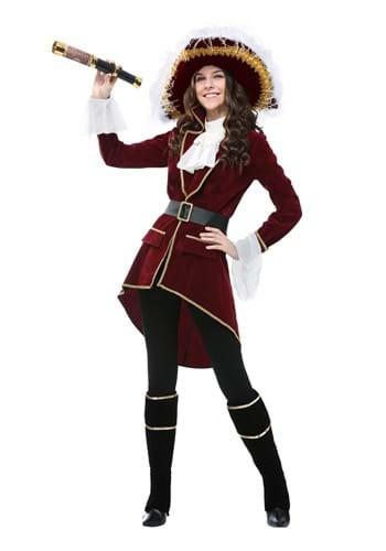 Captain Hook Women39s Costume