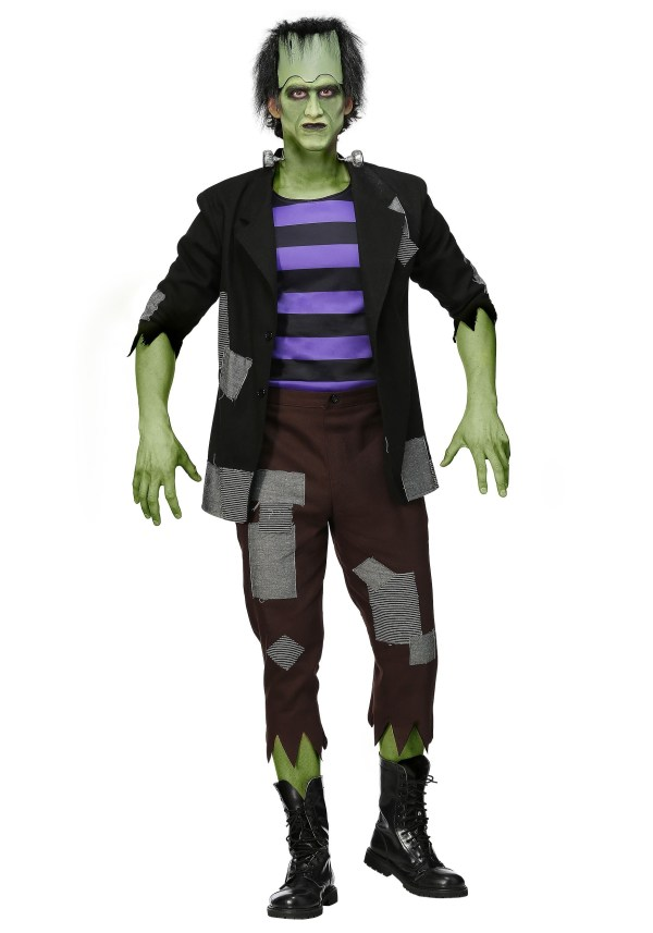 Frankenstein' Men' Monster Costume