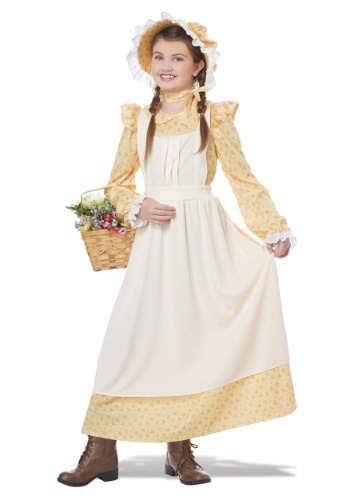 Prairie Girl Costume