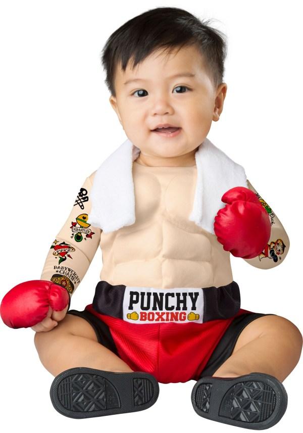 Boxer Costume Infants