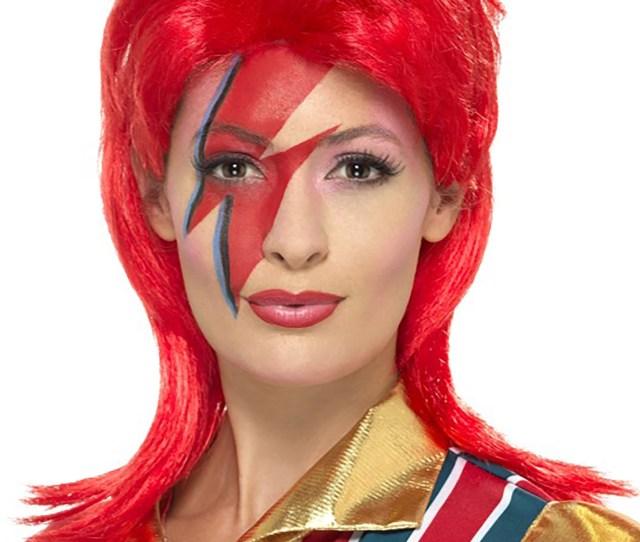 Space Superstar Adult Wig
