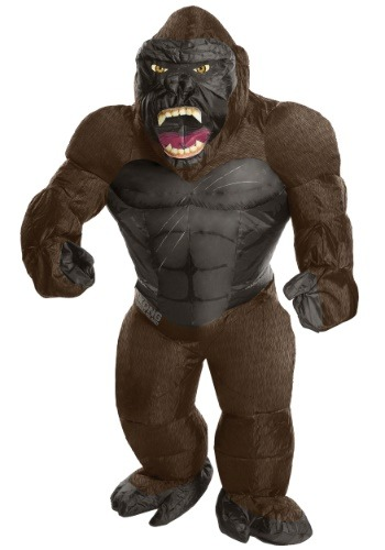 Inflatable King Kong Costume for Kids