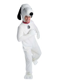 Snoopy Deluxe Adult Costume from Peanuts