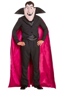 Dracula Hotel Transylvania Halloween Costume