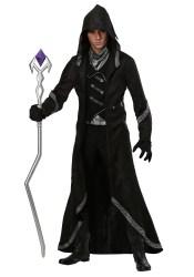 warlock costume wizard modern halloween costumes mens plus adult halloweencostumes cosplay outfits mask purple cool fantasy sorceress