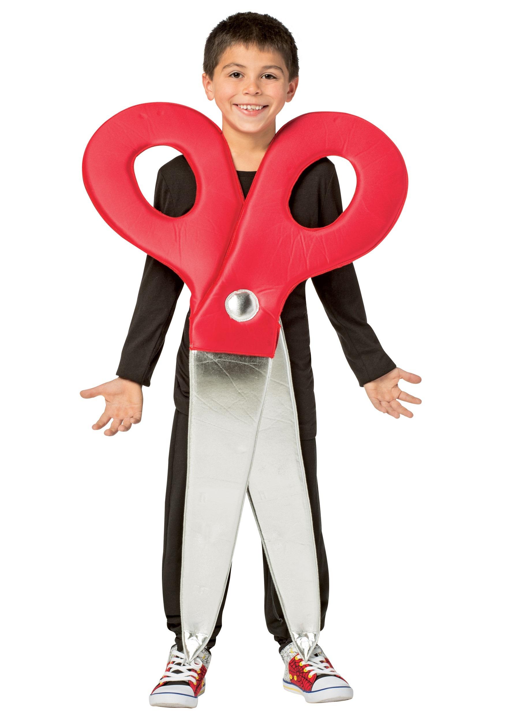 Scissors Costume For Kids
