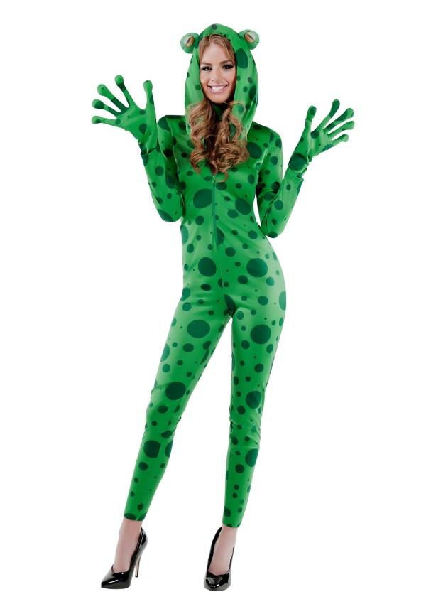 Frog Costume Women