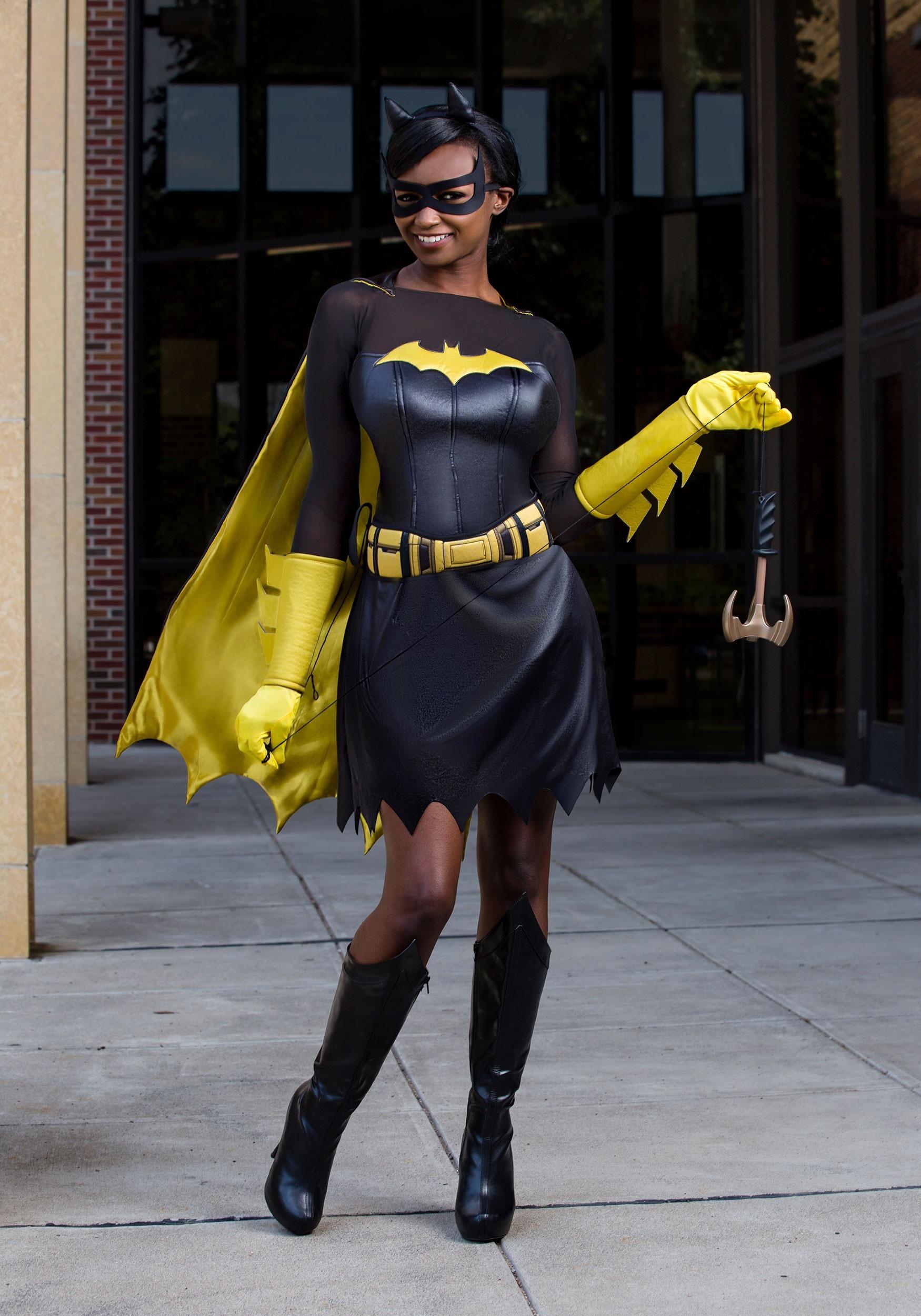 Dc Deluxe Batgirl Women S Costume
