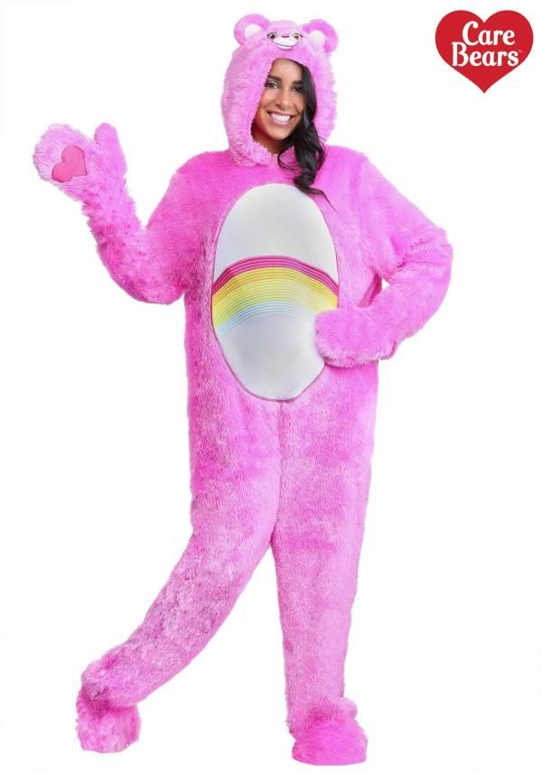 Cheer Care Bear Adult Halloween Costumes