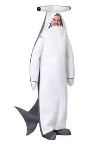 Hammerhead Shark Costume for Adults