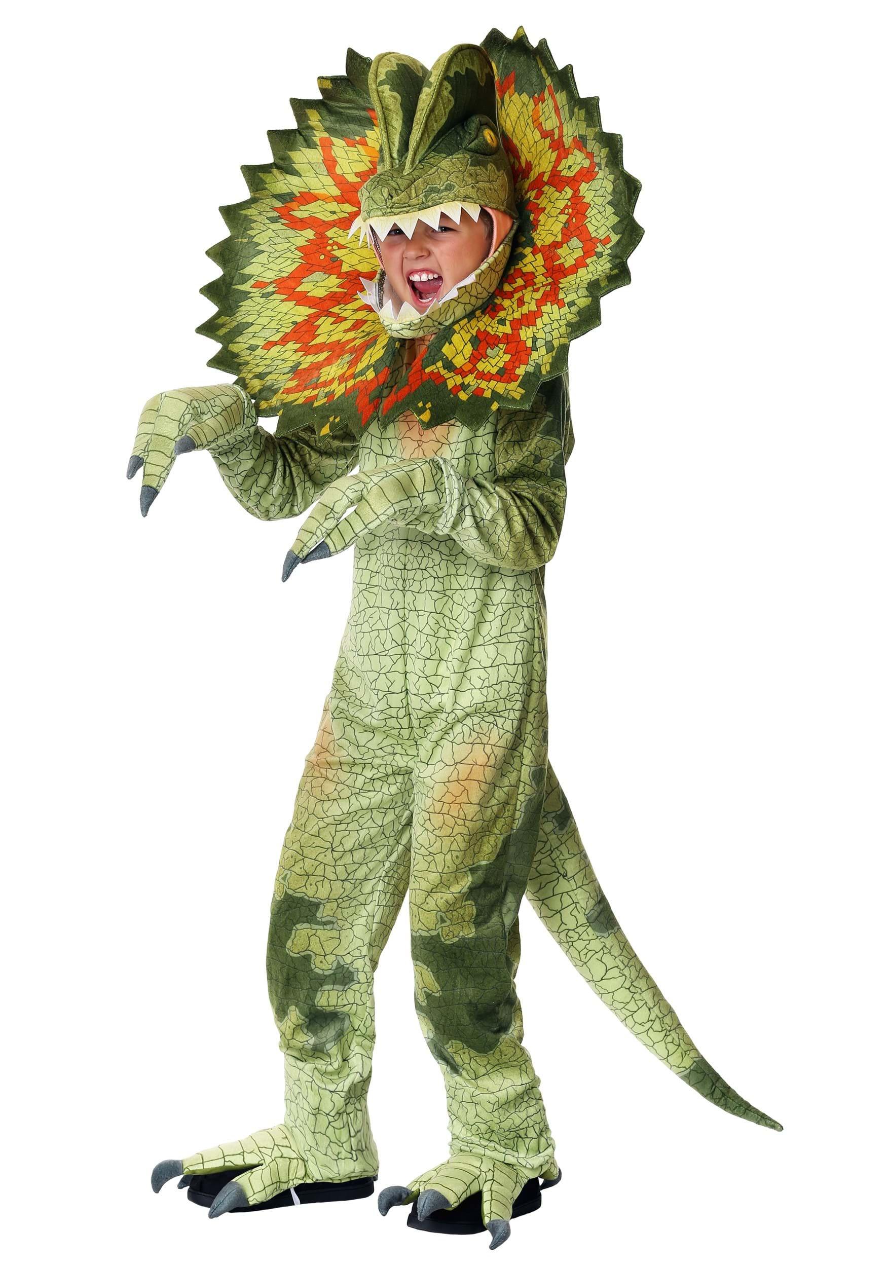 Dilophosaurus Child S Costume