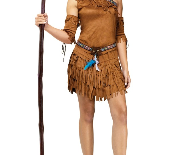 Sexy Pow Wow Indian Costume