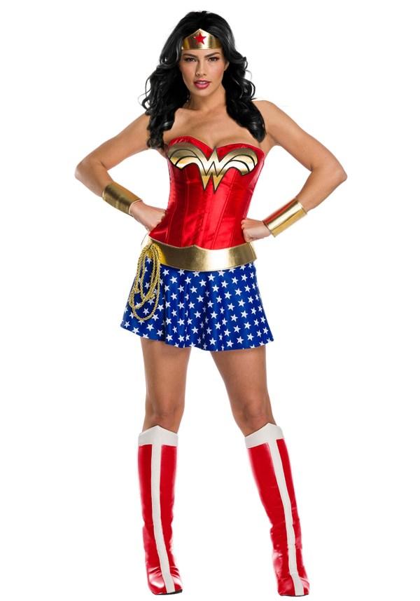 Classic Premium Women' Woman Costume