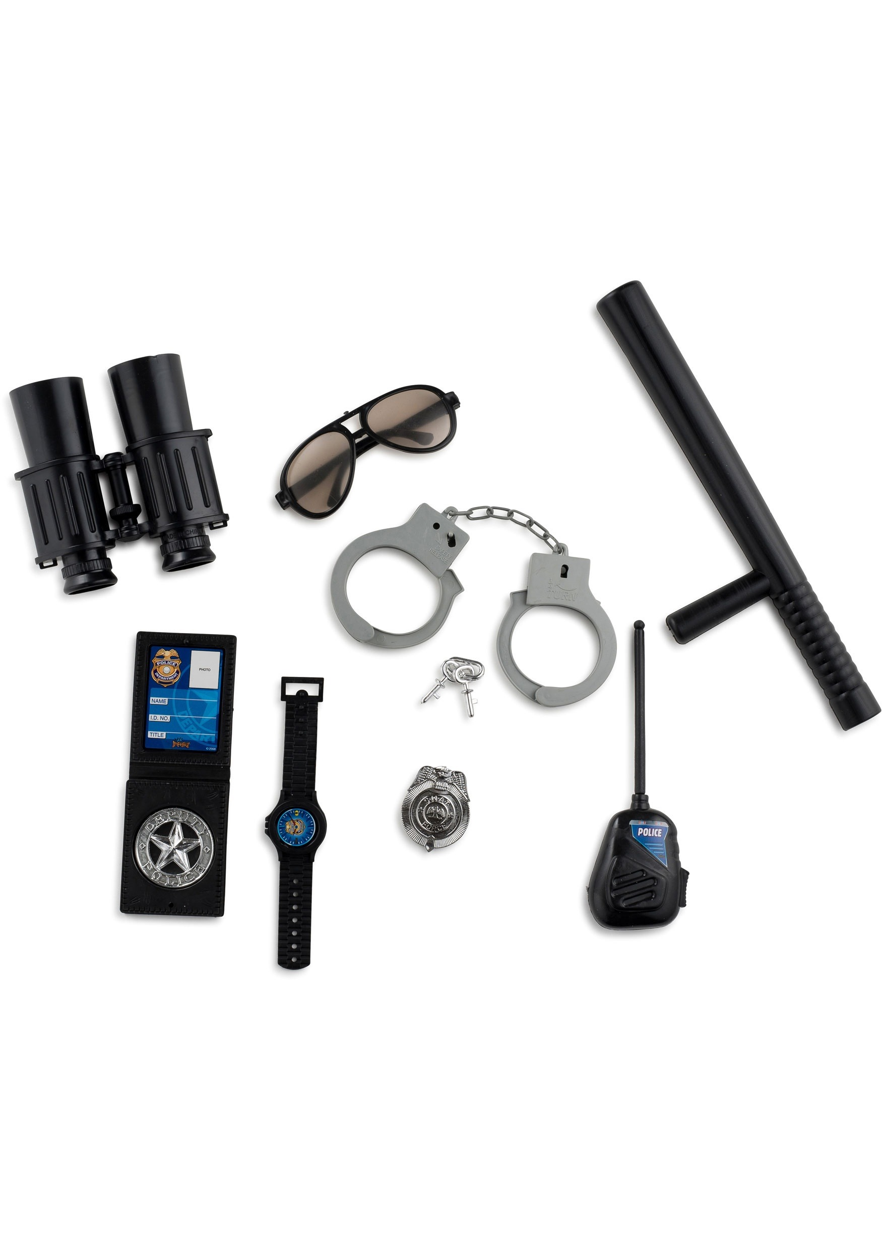 Police Officer Play Kit