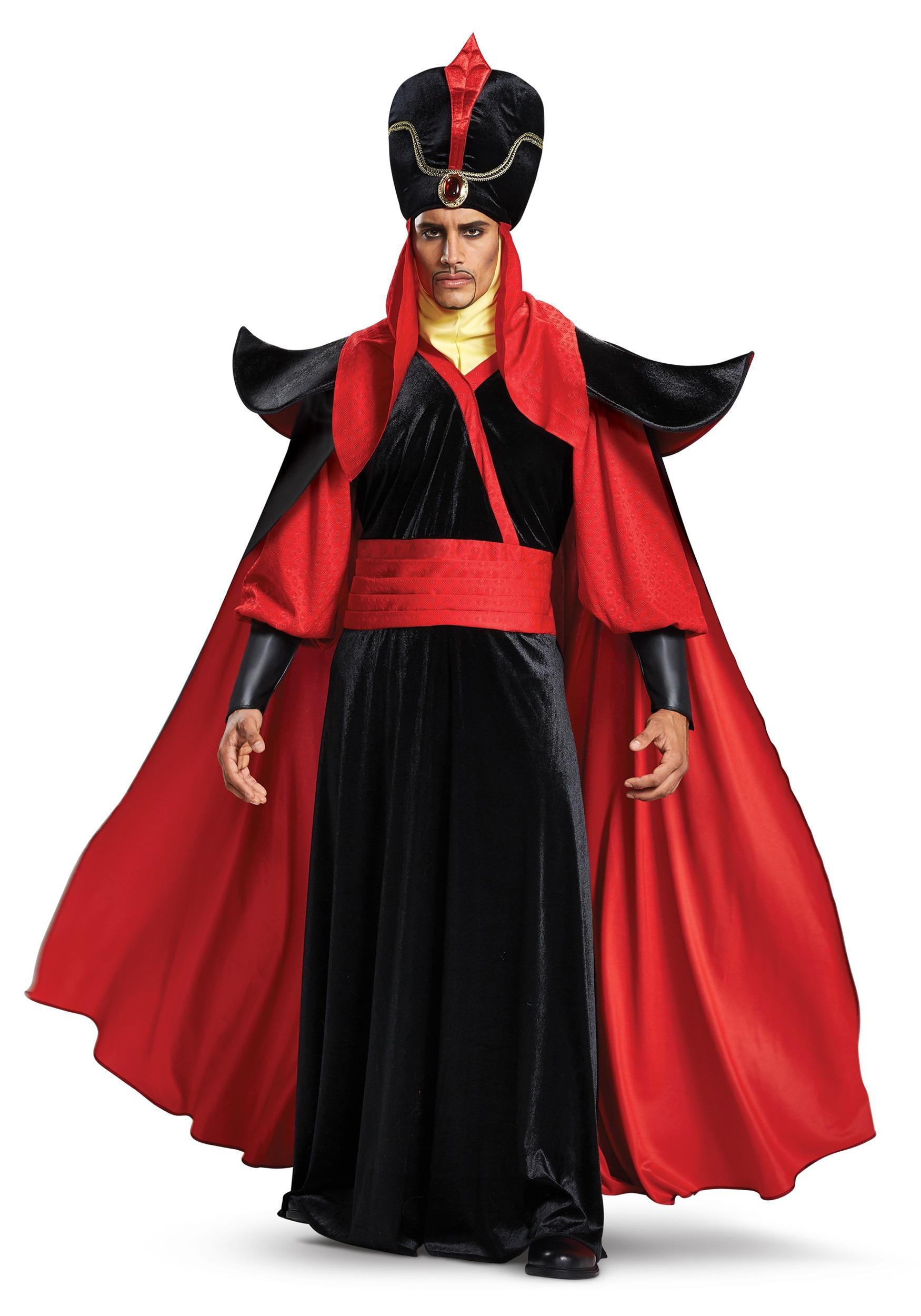Disney Aladdin Jafar Costume For Men