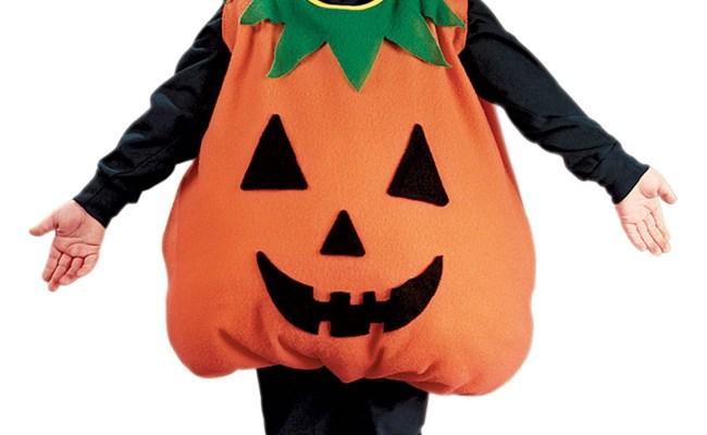Child Pumpkin Costume