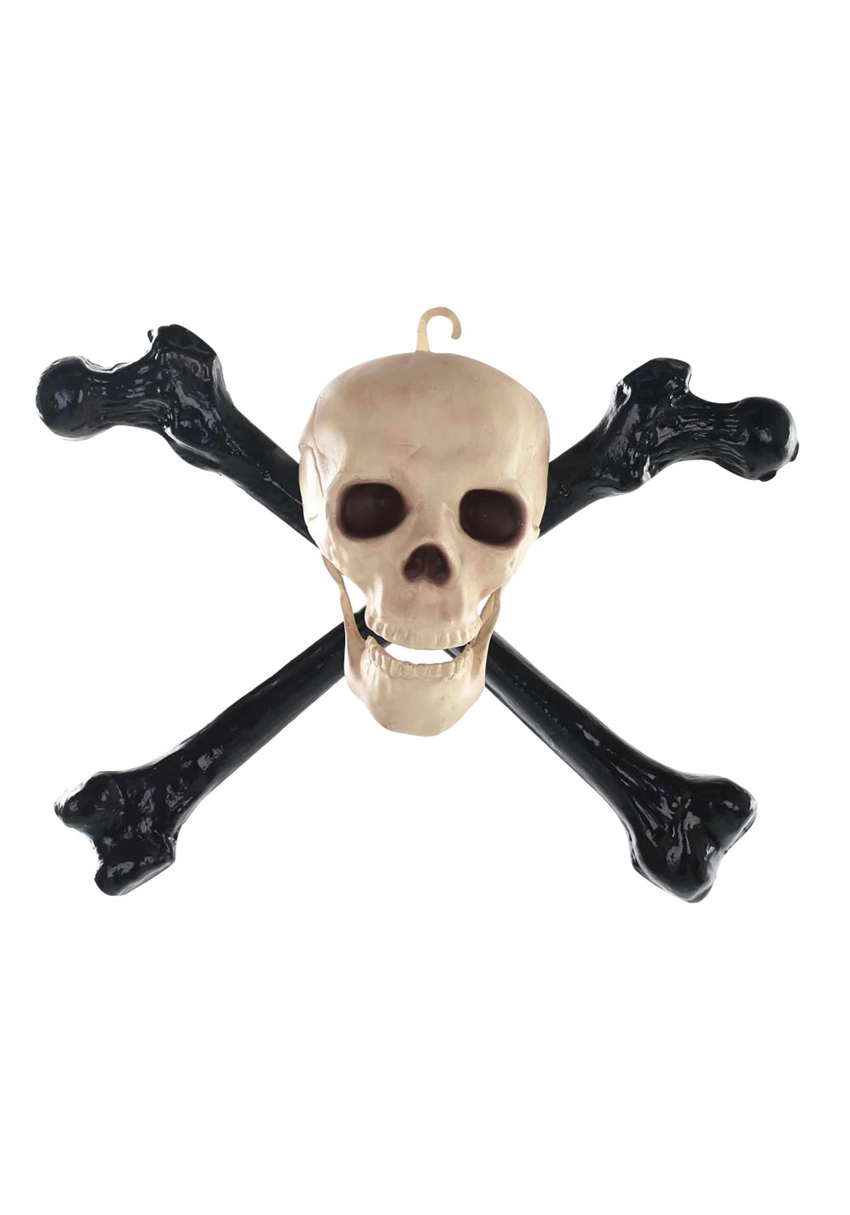 16 Skull And Crossbones Door Decoration