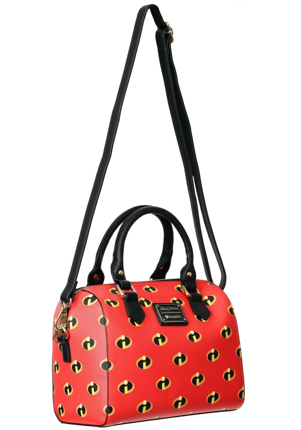 Loungefly Incredibles Satchel Crossbody Purse