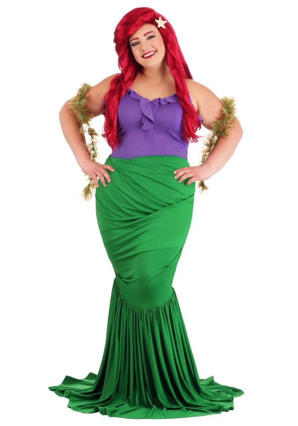 Undersea Mermaid Costume Size Women