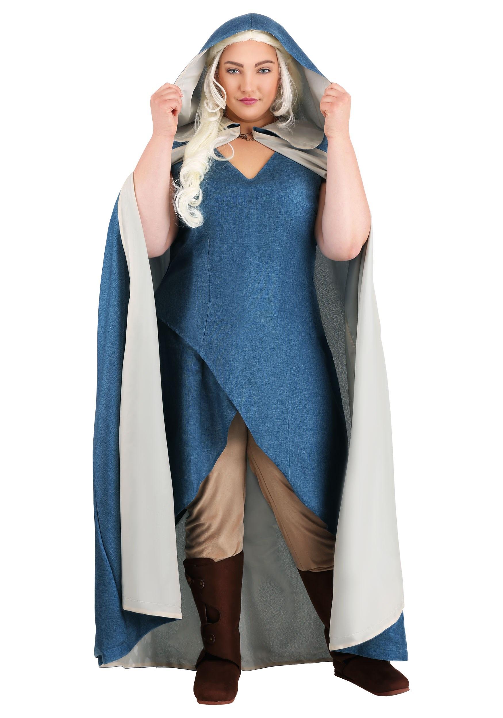 Beautiful Plus Size Darling Dragon Costume