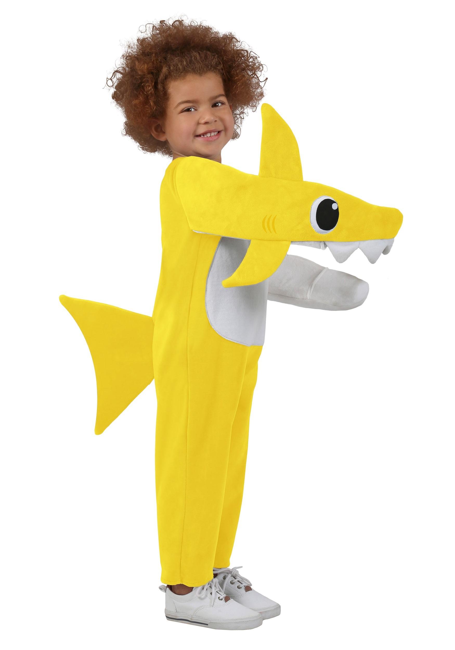 Unibaby Shark Costume For Kids