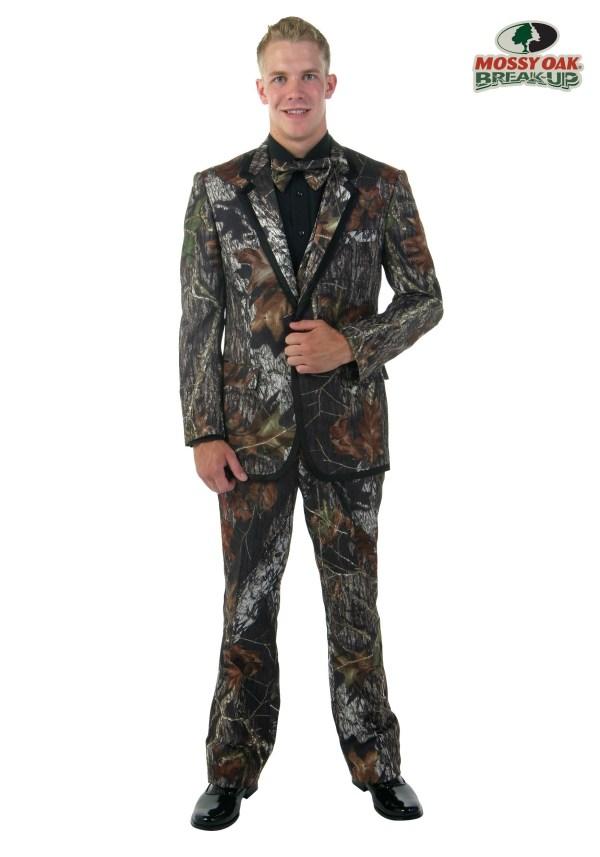Mossy Oak Break- Alpine Formal Tuxedo