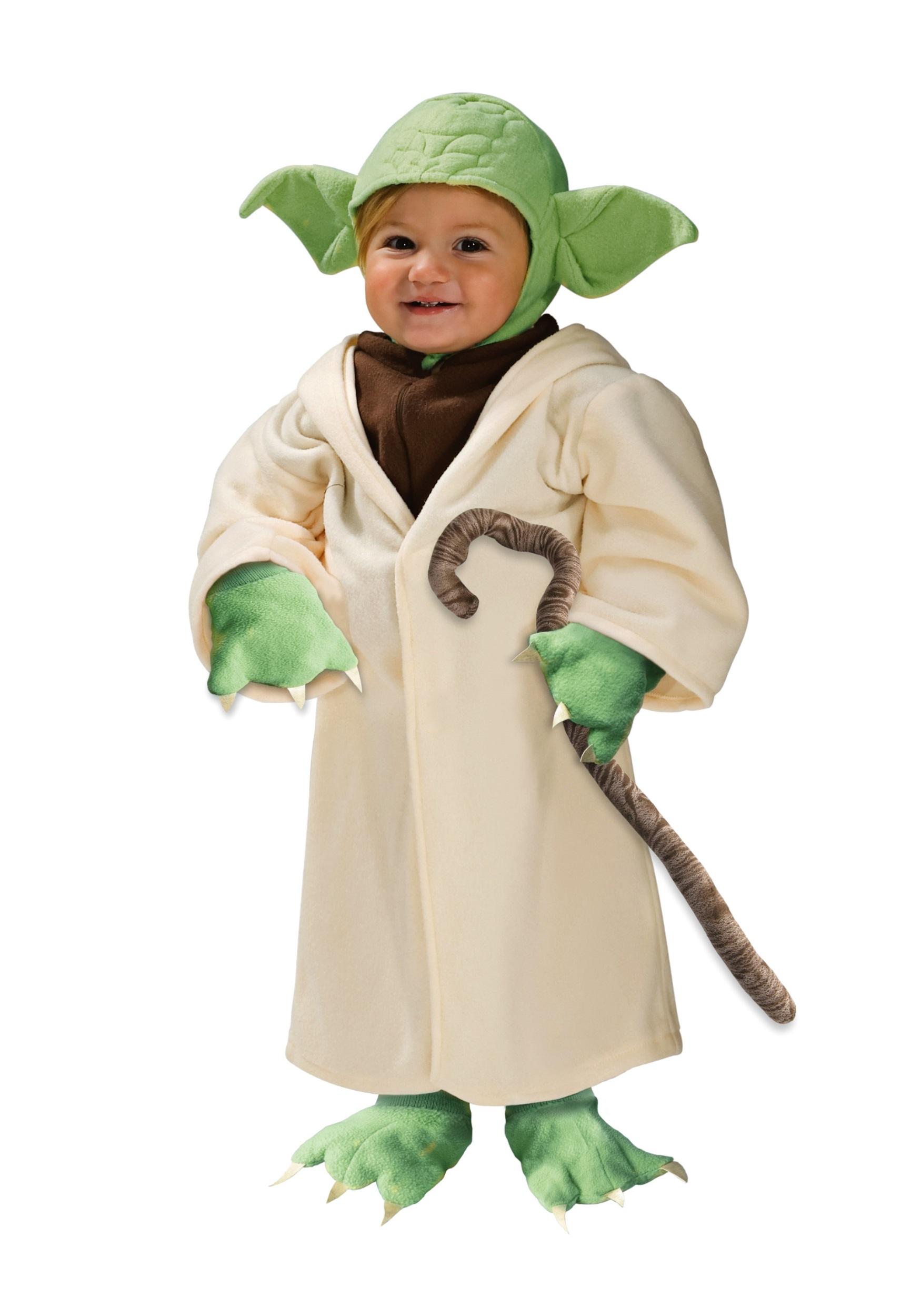 toddler yoda costume