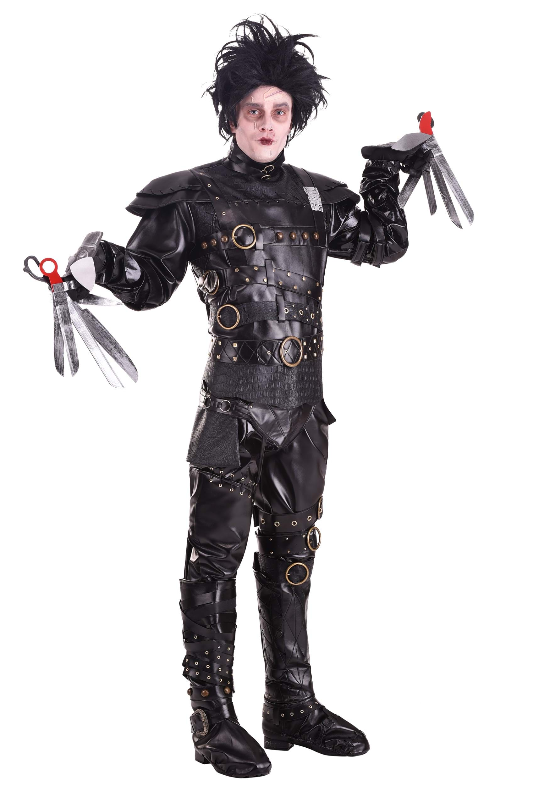 Grand Heritage Edward Scissorhands Costume Jpg