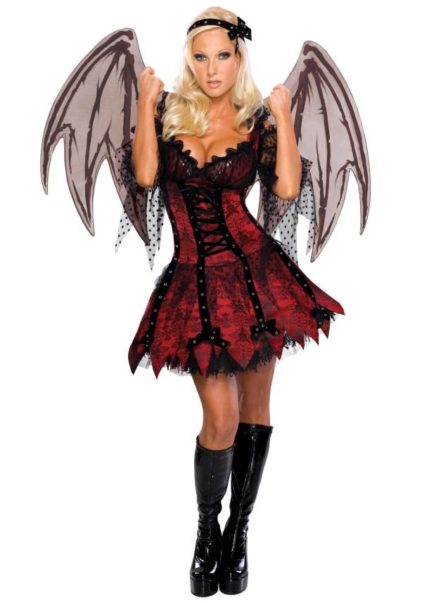 Gothic Fairy Costume