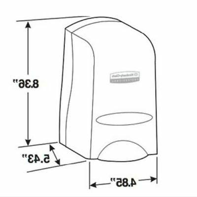 1000 mL Liquid Soap Manual Dispenser Hand Sanitizer