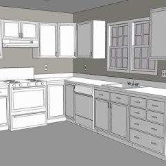 Kitchen Remodeling Projects Table Sets With Bench Cost Vs Value Project Major Remodel Existing Before