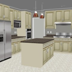 Kitchen Remodel Pictures Lowes Pantry Cost Vs Value Project Major Remodeling Midrange After