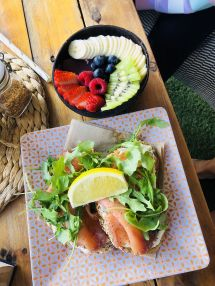 Bohemian Raw Cafe - Whitsunday Queensland Restaurant
