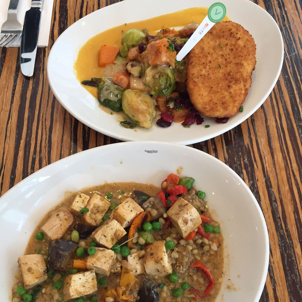 LYFE Kitchen  Gold Coast  Chicago  Review A few vegan options  by beltongirl  HappyCow