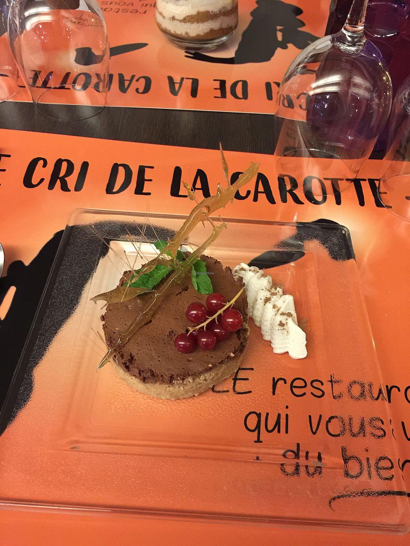 Le Cri De La Carotte : carotte, CLOSED:, Carotte, Puisserguier, Restaurant, HappyCow