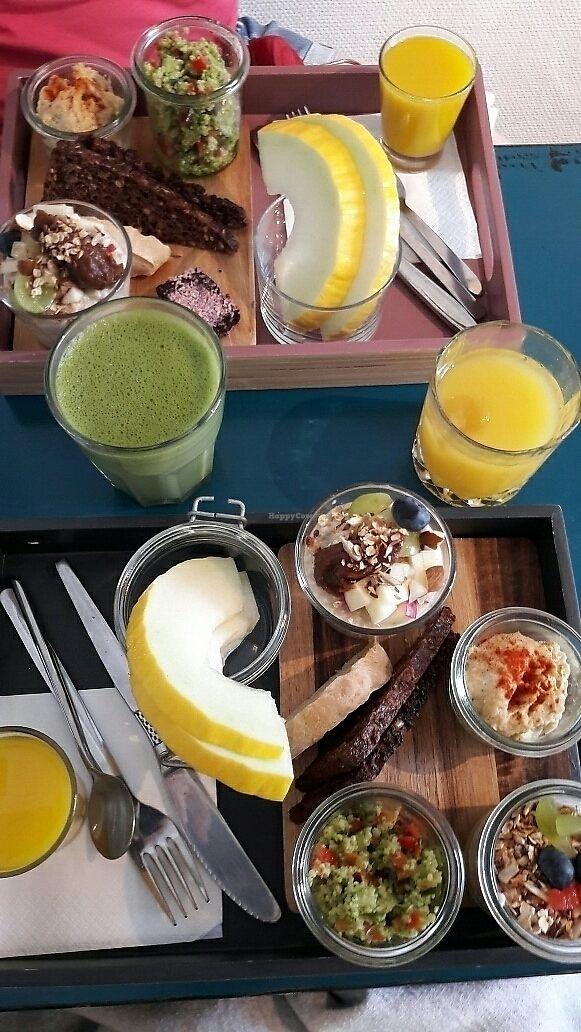 Djuus Copenhagen Restaurant Happycow