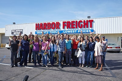Harbor Freight 2015