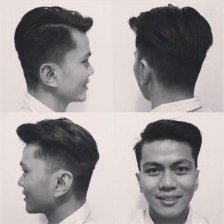 Indonesia Haircut