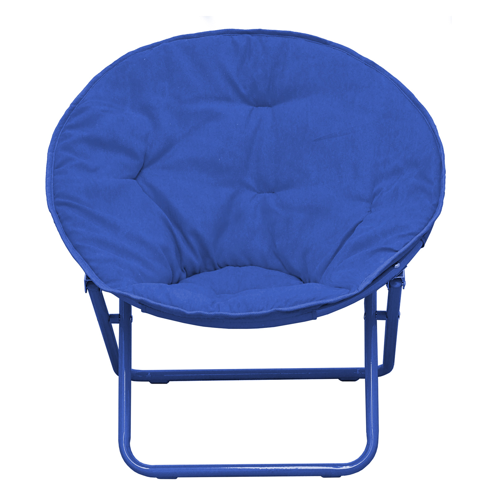 saucer chair for kids cover rental vaughan american solid faux fur ebay