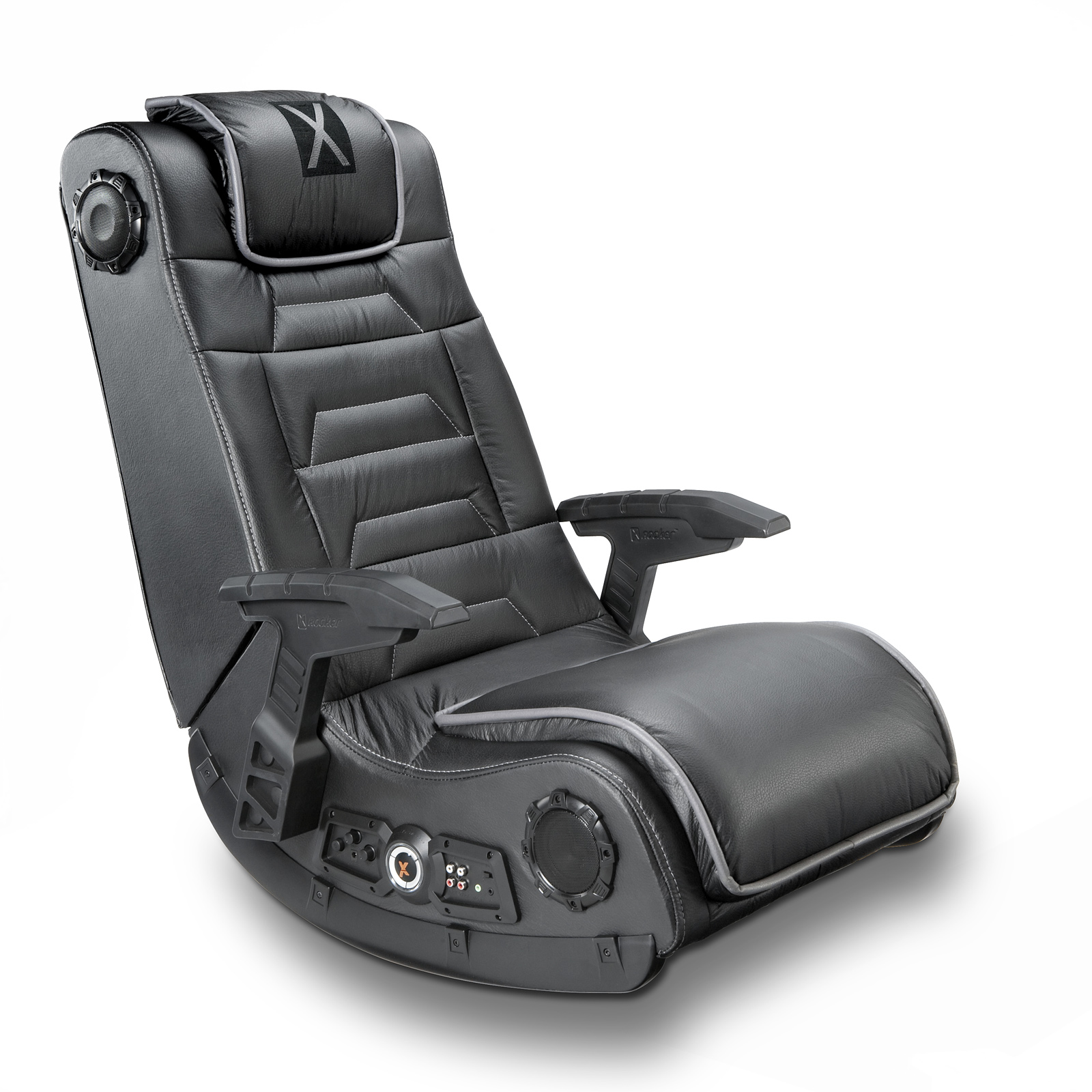 Video Games Chair Ace Bayou X Rocker Pro Series H3 Video Game Chair With