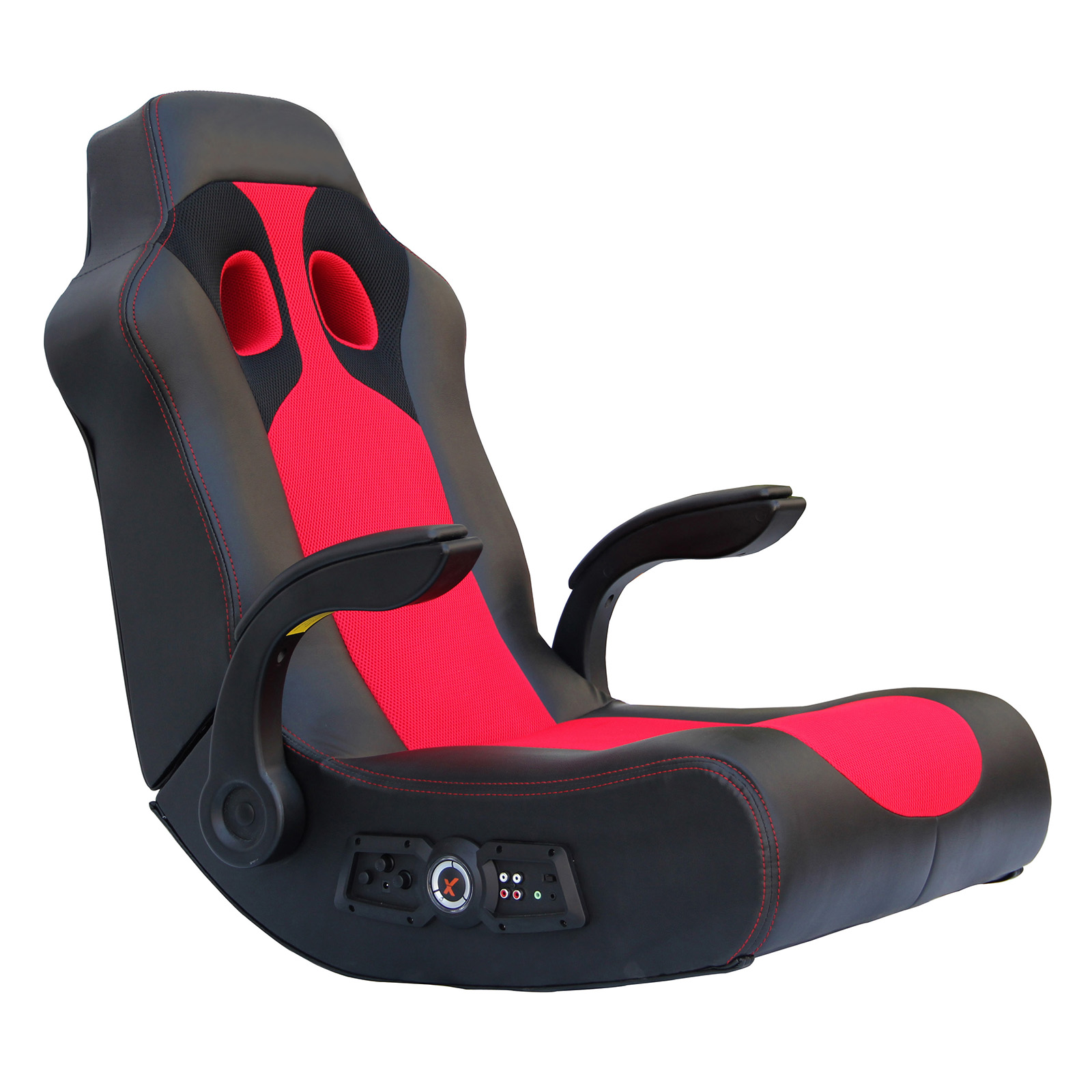 Video Games Chair X Rocker Vibe Video Game Chair With 2 1 Audio Chair