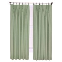 Ellis Crosby Pinch Pleat Patio Panel Curtain - Curtains at ...