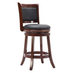 Big Lots Kitchen Chairs Lazy Susan Boraam Augusta 24 In Swivel Counter Stool Bar Stools At