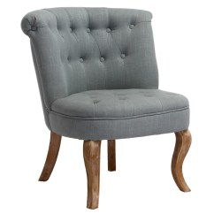 Gray Tufted Chair Pink Student Desk Melissa Fabric Accent Blue And